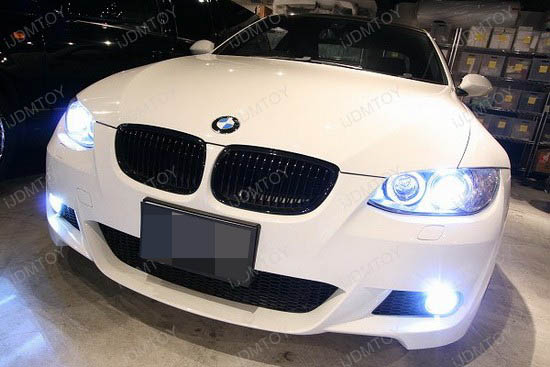 BMW - 335i - E92 - angel - eye - headlights - 2